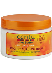 CANTU - Cantu Shea Butter for Natural Hair Coconut Curling Cream 340 g - Haarserum