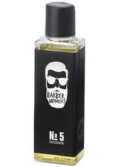 BARBER MOMENT - Barber Moment No.5 Bartshampoo 100 ml - SHAMPOO & CONDITIONER