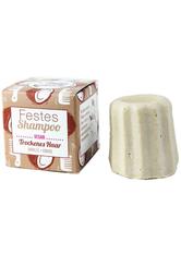 Lamazuna Shampoo Festes Shampoo - Vanille-Kokos trockenes Haar 55g Haarshampoo 1.0 pieces
