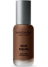 MADARA Skin Equal  Flüssige Foundation  30 ml Mocha