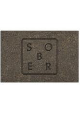 sober Face & Body Scrub Soap Bar Körperpeeling 100 g
