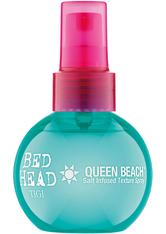 Bed Head by Tigi Queen Beach Texturising Sea Salt Spray for Beachy Waves 100ml