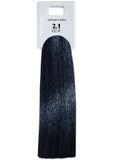 ALCINA - Alcina Color Creme Intensiv Tönung 2.1 schwarz-blau 60 ml - HAARTÖNUNG