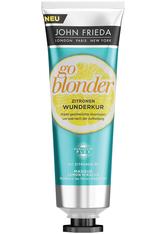 JOHN FRIEDA Sheer Blonde Go Blonder Zitronen Wunderkur Haarkur 100 ml