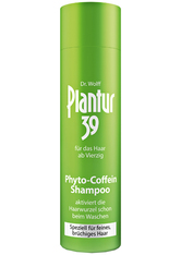 Plantur Plantur 39 Phyto-Coffein Speziell für feines, brüchiges Haar Haarshampoo  250 ml