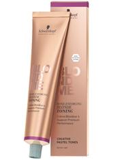 Schwarzkopf Professional BlondMe Farbe Toner Mahagonibraun 60 ml Blondierung