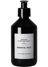Urban Apothecary London Oriental Noir Luxury Hand & Body Wash Flüssigseife  300 ml