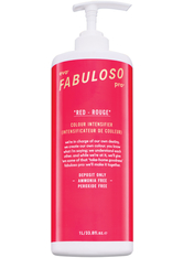 EVO - evo Fabuloso Pro Colour Intensifying Conditioner Red 1000 ml - CONDITIONER & KUR