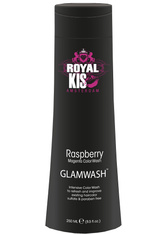 KIS Kappers Royal KIS GlamWash 250 ml raspberry Shampoo