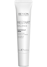 Revlon Professional Balance Clay Scalp Mask 10 x 15 ml Kopfhautpflege