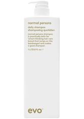 evo normal persons Daily Shampoo Haarshampoo  1000 ml