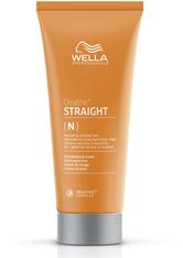 WELLA - Wella Creatine+ Straight Base - N/R - für normales bis widerspenstiges Haar, 200 ml - LEAVE-IN PFLEGE