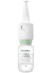 GOLDWELL - Goldwell Dualsenses Curls & Waves Intensive Hydrating Serum 12x18 ml Haarserum - Haaröl