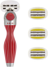 Shave-Lab Starter Set SEIS Fireglow Rouge P.L.6+ WOMEN