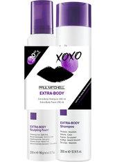 Aktion - Paul Mitchell Save on Duo Extra-Body - Shampoo 300 ml + Foam 200 ml Haarpflegeset