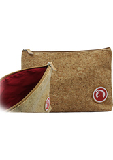 UNICORN COSMETICS - Spavivent Produkte Kosmetiktasche - Naturkork Kosmetiktasche 1.0 st - Kosmetiktaschen & Koffer
