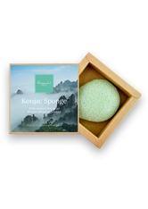 ROSENTAL ORGANICS - Rosental Organics Konjac Schwamm Grüner Tee - TOOLS - REINIGUNG