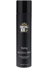 KIS Kappers Royal KIS Aecosol Spray 300 ml Haarspray