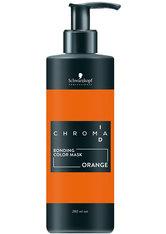 Schwarzkopf Chroma ID Intensive Bonding Colour Mask Pigment Orange 280 ml Farbmaske