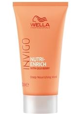 Wella Professionals Nutri-Enrich Deep Nourishing Mask Maske 30.0 ml