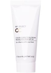 M1 SELECT Tagespflege CC Cream SPF 20 40 ml