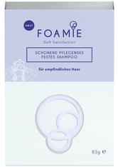 FOAMIE Shampoo Bar Soft Satisfaction 83 g