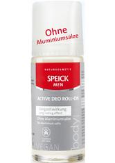 Speick Naturkosmetik Produkte Men Active - Deo Roll-On 50ml Deodorant Roller 50.0 ml