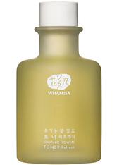 WHAMISA Produkte Organic Flowers Toner Refresh KG 33.5ml Gesichtswasser 33.5 ml