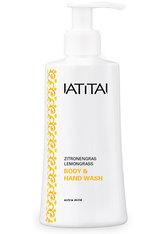 IATITAI Body & Hand Wash Zitronengras 250 ml