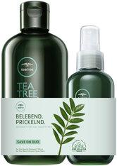 Aktion - Paul Mitchell Save on Duo Tea Tree Special - Shampoo 300 ml + Wave Refresher Spray 125 ml Haarpflegeset