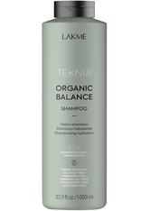 LAKME - Lakme TEKNIA Organic Balance Shampoo 1000 ml - SHAMPOO & CONDITIONER