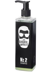 BARBER MOMENT - Barber Moment No.2  Shampoo 250 ml - SHAMPOO & CONDITIONER