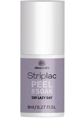 ALESSANDRO - Alessandro Striplac Peel or Soak 139 Lazy Day 8 ml Nagellack - Gel & Striplack