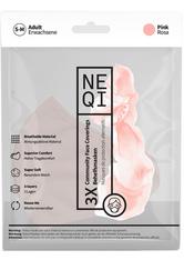NEQI Mundschutz & Masken Gesichtsmaske Pink Maske 1.0 pieces