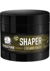 STRUCTURE - Structure Produkte Structure Produkte Shaper Creamy Paste Haarwachs 90.0 ml - Haarwachs & Pomade