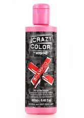 CRAZY COLOR - Crazy Color Tönungsshampoo Red 250 ml - SHAMPOO