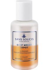 Sans Soucis DEEP MOIST DEPOT 2-Phasen Feuchtigkeitskonzentrat Gesichtsserum 30 ml
