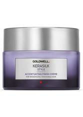 GOLDWELL - Goldwell Kerasilk Haarpflege Style Accentuating Finish Creme 50 ml - Gel & Creme