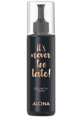 ALCINA - ALCINA It's never too late! Zell-Aktiv-Tonic Gesichtswasser  125 ml - Gesichtswasser & Gesichtsspray