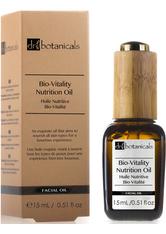DR. BOTANICALS - Dr. Botanicals Classic Bio-Vitality Nutrition Oil Gesichtsöl  15 ml - GESICHTSÖL