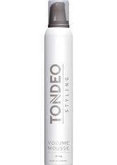 TONDEO Styling Volume Mousse strong 300 ml Schaumfestiger