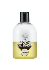 11 Village Factory Produkte RELAX-DAY BODY OIL WASH Duschgel 300.0 ml