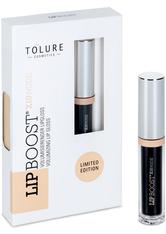 TOLURE - Tolure Lipboost X10 nude 6 ml - LIPGLOSS