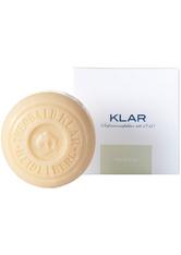 KLAR Seifenmanufaktur Badeseifen Rieslingseife 150 g