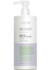 Revlon Professional Produkte Purifying Micellar Shampoo Haarshampoo 1000.0 ml