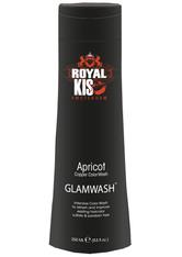 KIS - KIS Royal GlamWash Apricot (copper) 250 ml - Shampoo