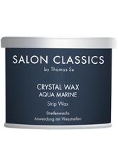 SALON CLASSICS - SALON CLASSICS Crystal Wax Aqua Marine 400 g - WAXING