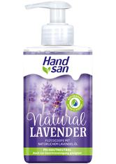 Handsan Flüssigseife Natur Lavendel 300 ml