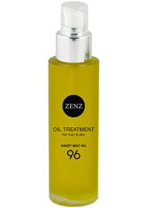 ZENZ - ZENZ Organic No.96 Oil Treatment Sweet Mint 100 ml - HAARÖL