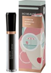 M2 BEAUTÉ Eyebrow Renewing Serum Summer Edition Augenbrauenserum 4 ml